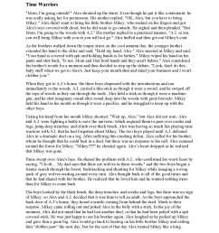 Story Structure Worksheets   Ereading Worksheets [ 2200 x 1700 Pixel ]