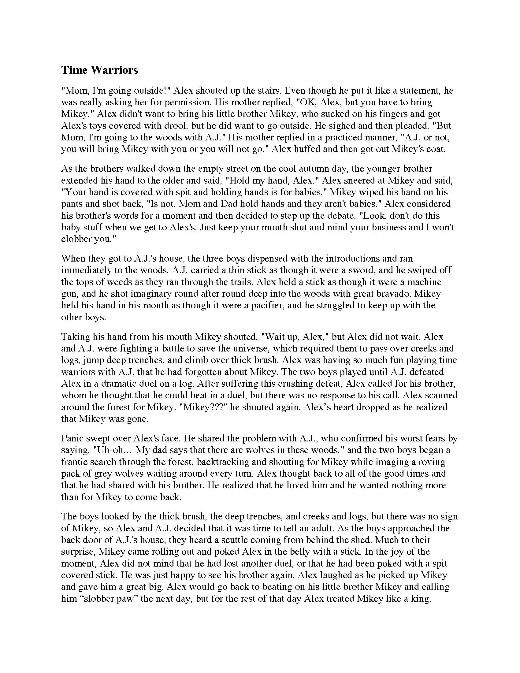 hight resolution of Story Structure Worksheets   Ereading Worksheets
