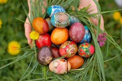Farbanje vaskršnjih jaja