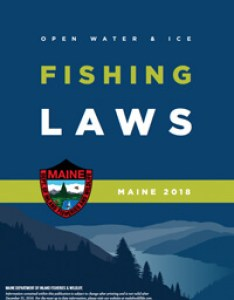 Click here to download the maine open water  ice fishing laws pdf also eregulations rh