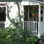 Porch of Erehwon Cottage