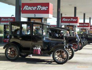 Model Ts 3-4-2012