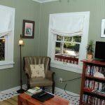 Erehwon Cottage living room TV & DVD collection