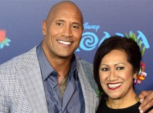 Dwayne Johnson mother. www.eremmel.com