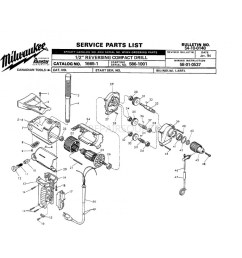 wiring diagram craftsman milwaukee 1665 1 586 1001 1 2 reversing compact drill parts  [ 1000 x 1000 Pixel ]