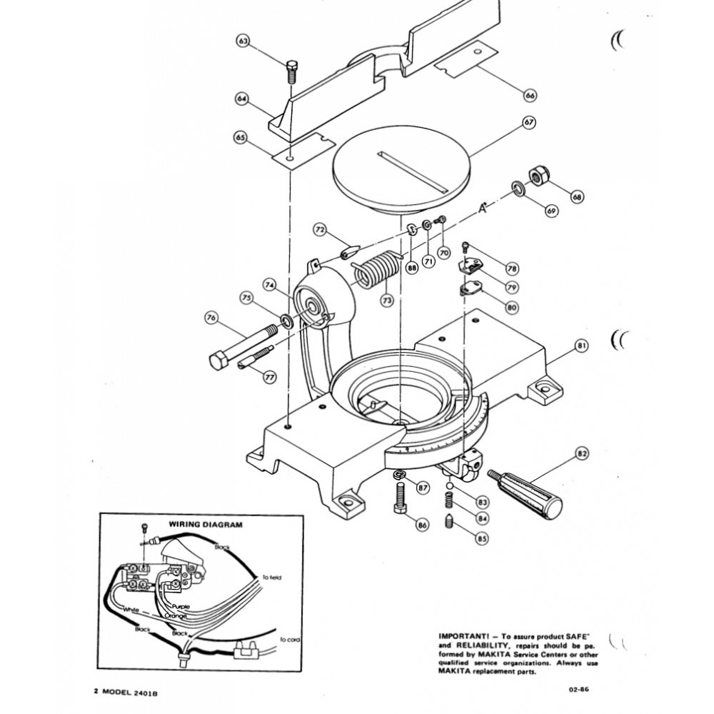 medium resolution of delta miter saw wiring diagram 30 wiring diagram images delta 670 table saw wiring diagram dewalt dw708 type 3 wiring