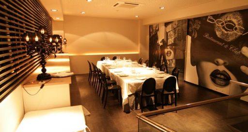 Sala del Bocca Restaurant