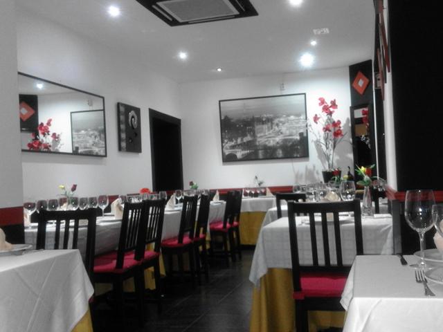 Restaurante Azabache Madrid