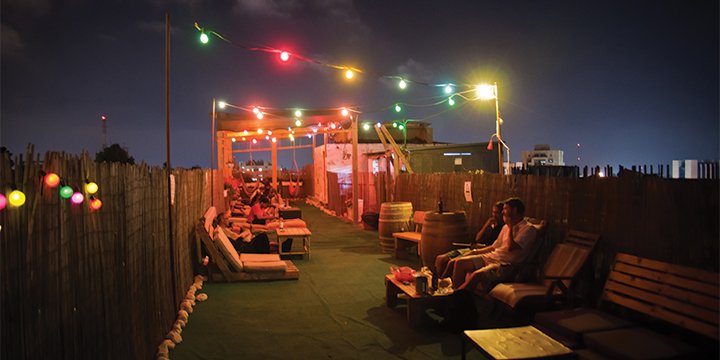 The Abraham Hostel provides backpackers from around the globe with a base in Jerusalem. (Abraham Hostel)