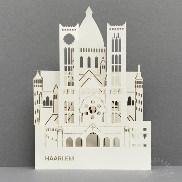 Bijzondere kaart Haarlem
