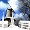 Pop up kaart Alkmaar west