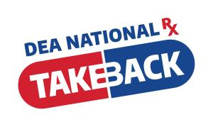 DEA National RC Take back logo