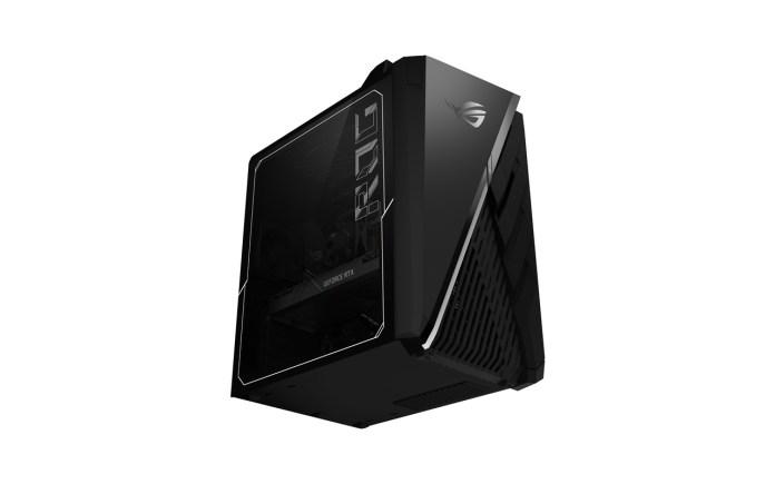 Asus Rog G35dx Uk014t Pc Workstation Amd Ryzen 7 3700x 16 Gb Ddr4 Sdram 2256 Gb Hdd Ssd Desktop Black Windows 10 G35dx Uk014t Ergo Computing