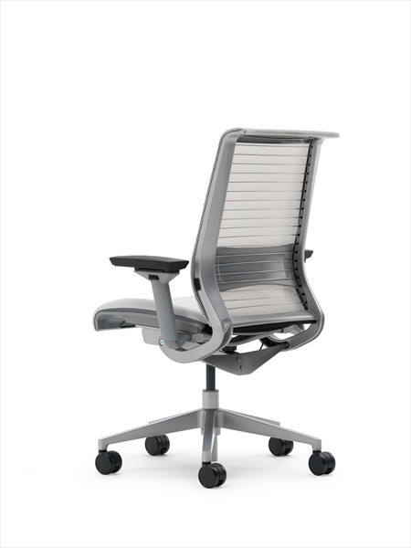 ergonomic task chair lumbar support rocking cushion set canada steelcase think review | ergo247.com - and office furniture reviews