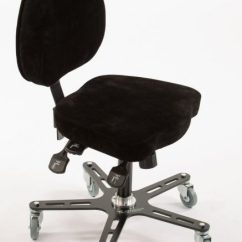 Office Chair Steel Base With Wheels Wooden Baby Doll High Plans Synetik Sf 180 Welding Rubber Casters Brakes