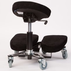 Chair Steel Base With Wheels Office Online Synetik Stag4 Welding Stool Casters Brakes