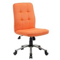 Boss Modern Commercial Grade Linen Office Chair B330PM ...