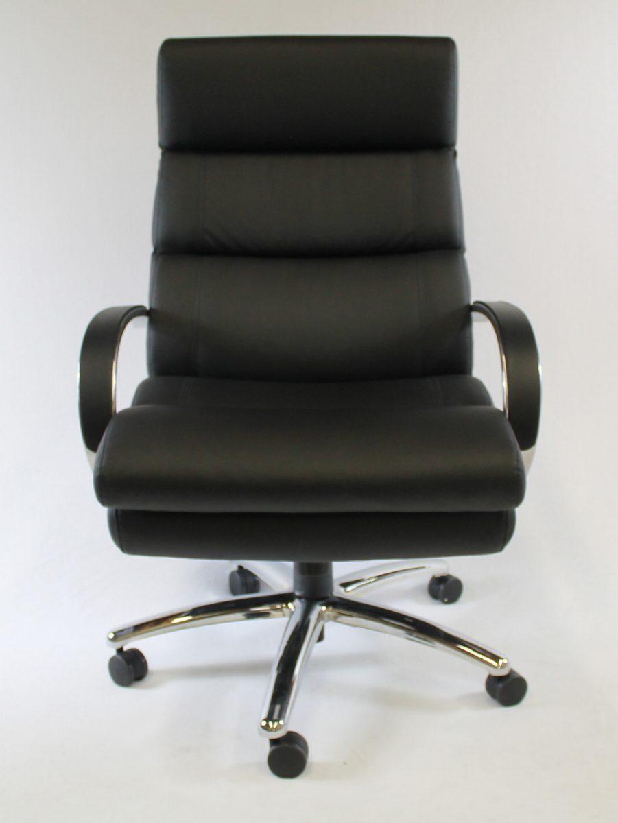 Boss Heavy Duty Executive Chair B994BK  Ergobackcom