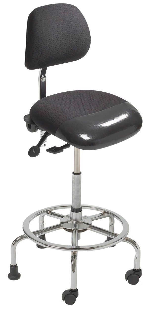 sit to stand chair lift rocking for two 3 in 1 ergocentric from equipped with tube mechanism chrome base
