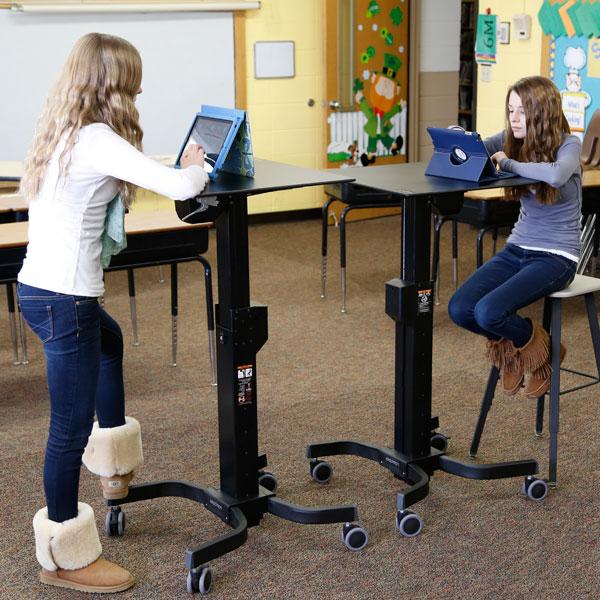 Standing Desks for Students  ErgoDirect Blog