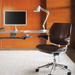 Freedom Task Chair With Headrest Play School Desk And Humanscale Ergonomic Office Without