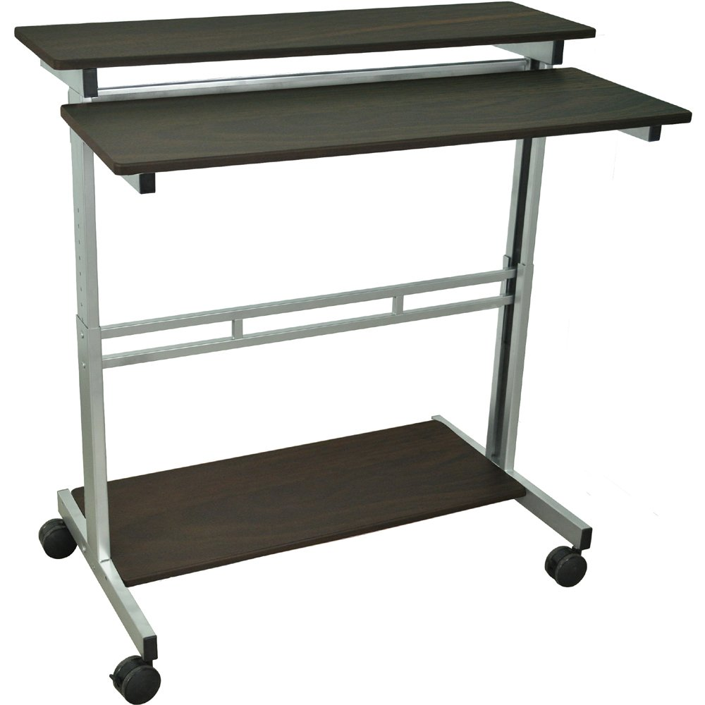 Luxor STANDUP40B or STANDUP40DW Adjustable StandUp Desk