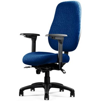 neutral posture chair review black plastic chairs for sale 6000 series ergonomic executive task