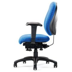 Neutral Posture Chair Review Cover Hire Darwin Shark Series Bank Teller Stool Chairs
