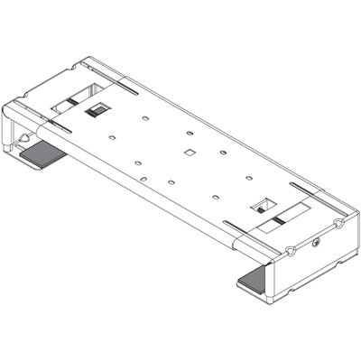 Peerless DS25 or DS25-SV DVD or VCR Audio Video Mount for