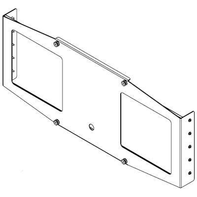 Chief PSB2020 P-Series Interface Bracket for Large Display