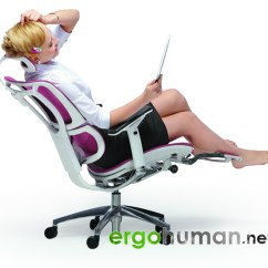 White Ergonomic Office Chair Uk Party Chairs For Sale In Los Angeles Mirus Latest The Ergohuman Range