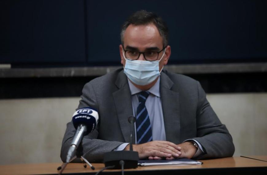 Κοντοζαμάνης: Θα επιτάξουμε και προσωπικό για τα νοσοκομεία αν χρειαστεί