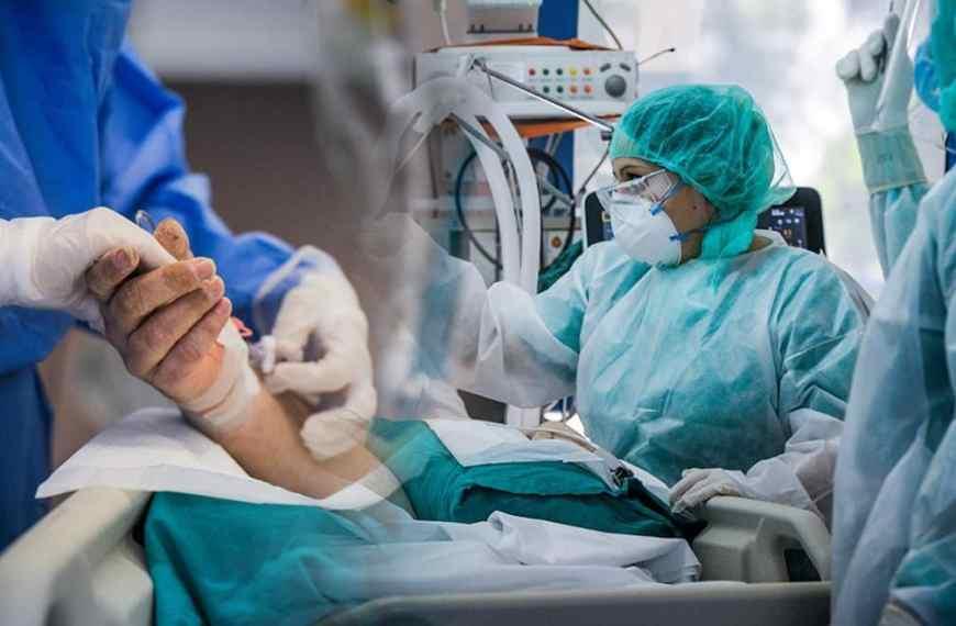 Η έκθεση για τον Υποδιοικητή του Θριασίου που νοσηλεύεται στη ΜΕΘ μετά το εμβόλιο