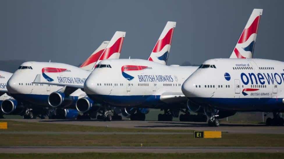 British Airways: Εννέα ημέρες απεργιών ξεκινούν την ημέρα των Χριστουγέννων