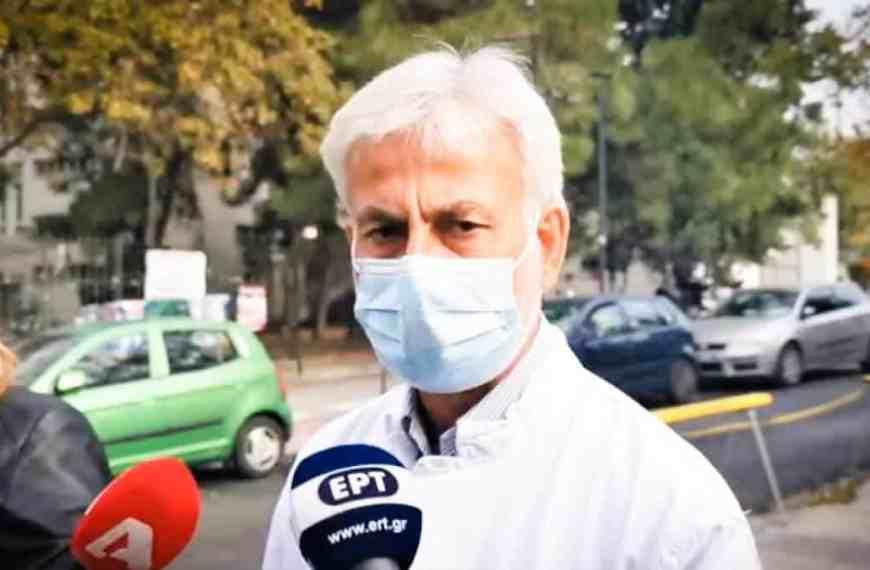 Στέλνουν στον εισαγγελέα το γιατρό που αποκάλυψε ότι δεν υπήρχαν ΜΕΘ στη Θεσσαλονίκη