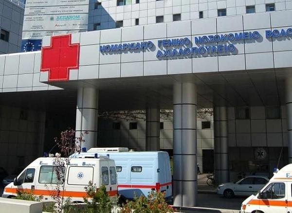 14 από τους 28 τραυματιοφορείς στο Νοσοκομείο έχουν κολλήσει κορωνοϊό