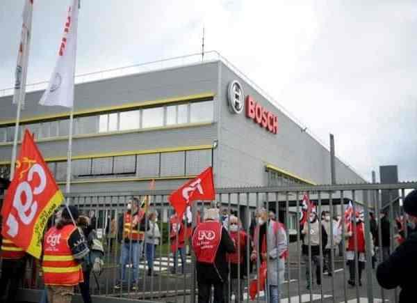 Κύμα απολύσεων: Η Bosch επιβεβαιώνει 750 περικοπές θέσεων εργασίας