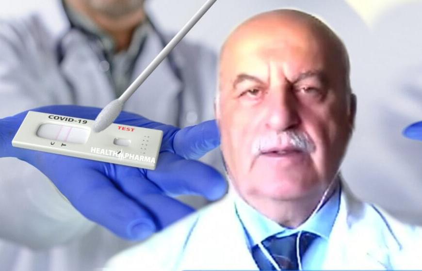 Τζανάκης: Οι υγειονομικοί που δεν εμβολιάζονται, να μεταφερθούν σε άλλες υπηρεσίες