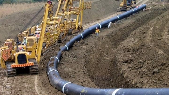 Τρία νέα έργα φυσικού αερίου