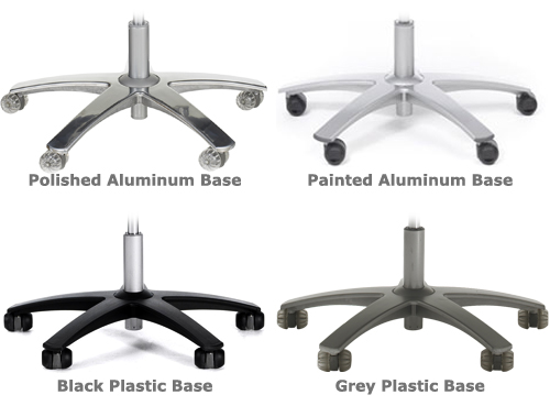 ergonomic chair replacement parts covers for plastic outdoor chairs the knoll life shop base