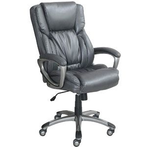 ergonomic chair pros rocking vs glider for nursery serta works executive office chairs reviews