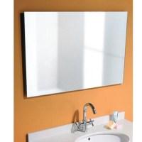 Roca Luna 900 x 900mm Square Bathroom Mirror