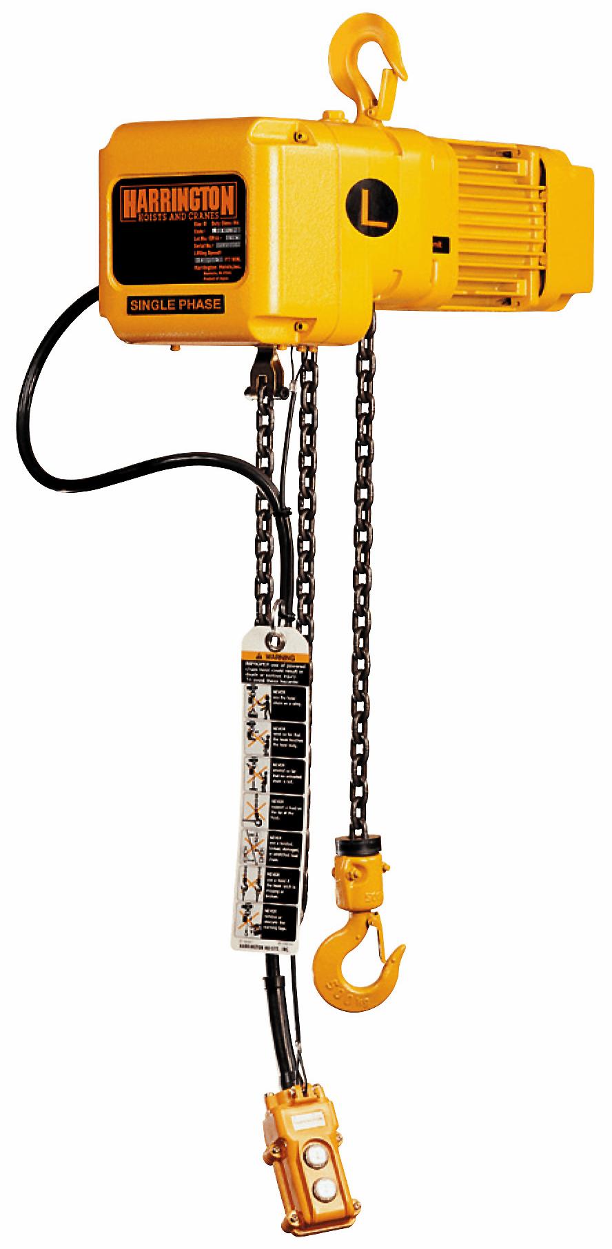 medium resolution of cm 2 ton electric chain hoist wiring diagram