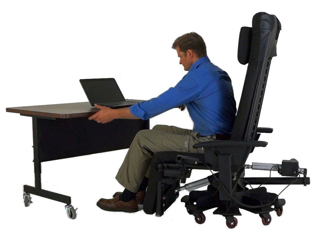 zero gravity desk chair posture for home 2 office