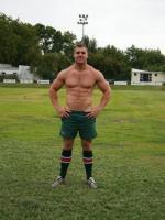 Ergosport Model, Ashley H.. Ergosport Models supplies celebrity sports models, athletes and body doubles