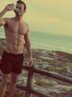 Ergosport Model, gareth p. Ergosport Models supplies celebrity sports models, athletes and body doubles