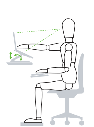 office chair posture tips pod for kids make ergonomics simple adding to your computing the ergonomic equation