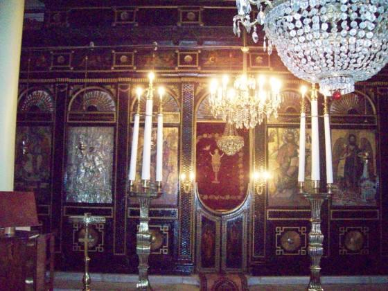 24-Edirnekapı Aya Yorgi Kilisesi İkonastasis