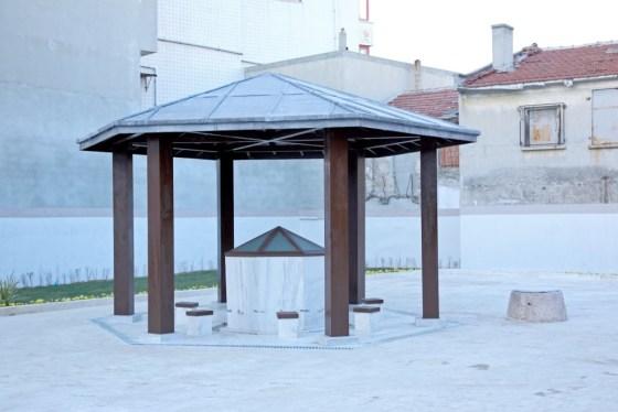 Çorlu Fatih Cami Şadırvanı(fotoğraf-39)