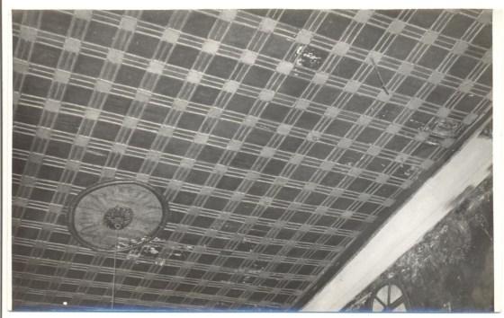 Çorlu Fatih Cami Eski Tavanı(fotoğraf-53)